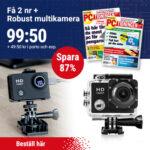 Robust Multikamera + PC-tidningen