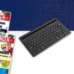 PC-tidningen + Bluetooth-tangentbord