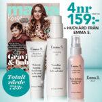 mama + hudvård från Emma S